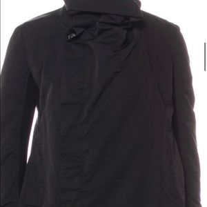 Rick Owen Drkshdw coat